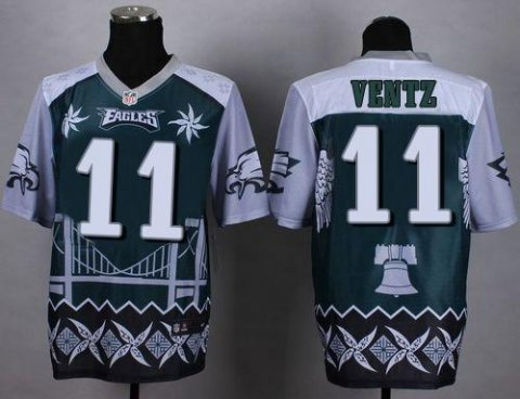 the best attitude cd78b 31a60 PHOTOS: Hilarious, Hideous Carson Wentz Bootleg Jerseys