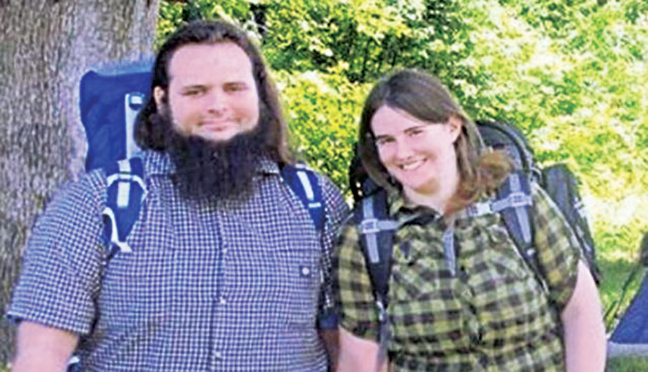 Joshua Boyle and Caitlan Coleman | Photo courtesy of family and friends