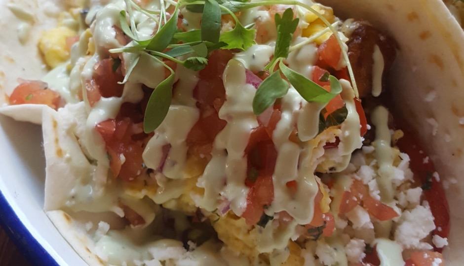 Desayunos Tacos kick off brunch at Tio Flores