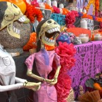 Dia de los Muertos at the  Penn Museum. Photo courtesy of the Penn Museum