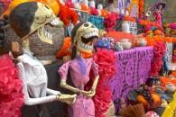 Dia de los Muertos at the  Penn Museum. Photo courtesy of the Penn Museum