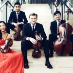 The Rolston String Quartet will play the Astral Winners Concert. Photo by Tianxiao Zhang