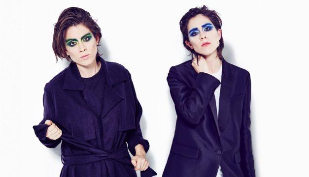 Tegan and Sara. Photo by Pamela Littky