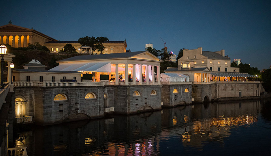 This Historic Spot Is The Ultimate Philadelphia Wedding Venue