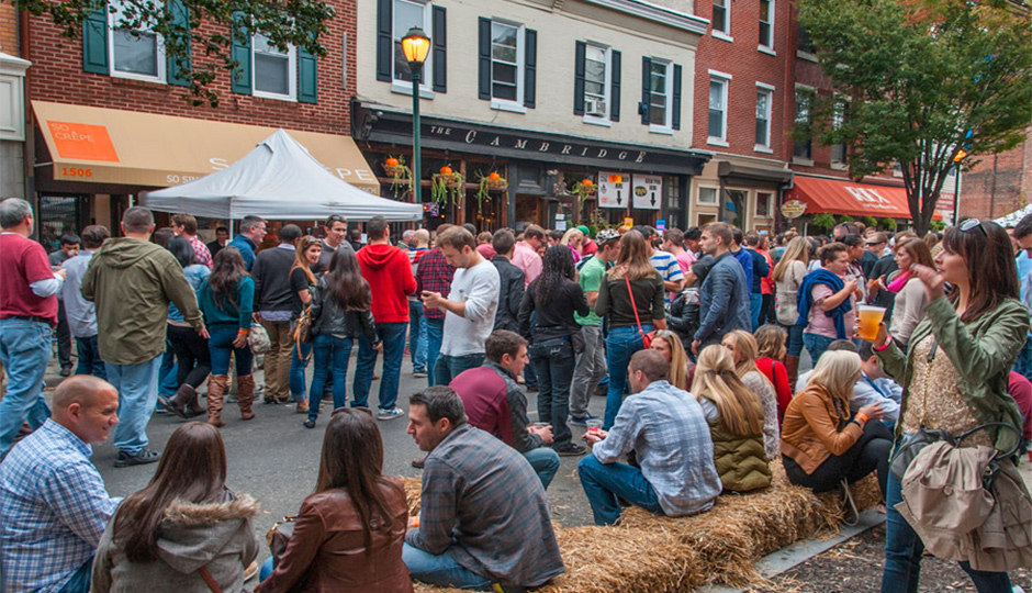 Bloktoberfest: block party happens this Saturday | Photo via Bloktoberfest