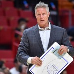 How will the season unfold for Brett Brown and the Philadelphia 76ers? | Jasen Vinlove-USA TODAY Sports