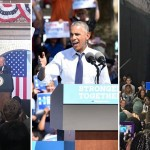 Joe Biden; Barack Obama; Michelle Obama