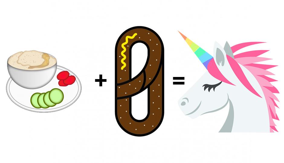 Hummus + Pretzel = Magic