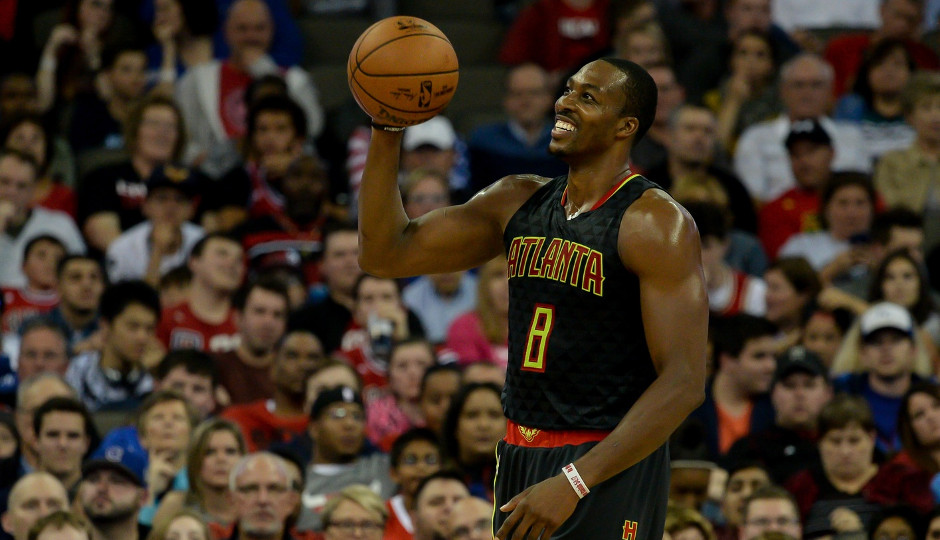 The Philadelphia 76ers will take on Dwight Howard and the new look Atlanta Hawks this afternoon at the Wells Fargo Center | Steven Branscombe-USA TODAY Sports
