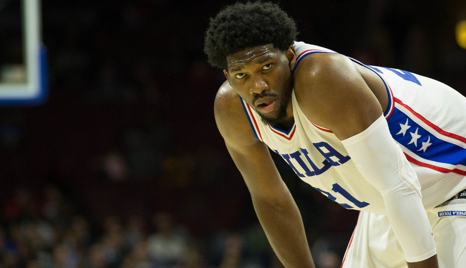 Sixers head coach Brett Brown called Embiid the focal point for the Sixers | Bill Streicher-USA TODAY Sports