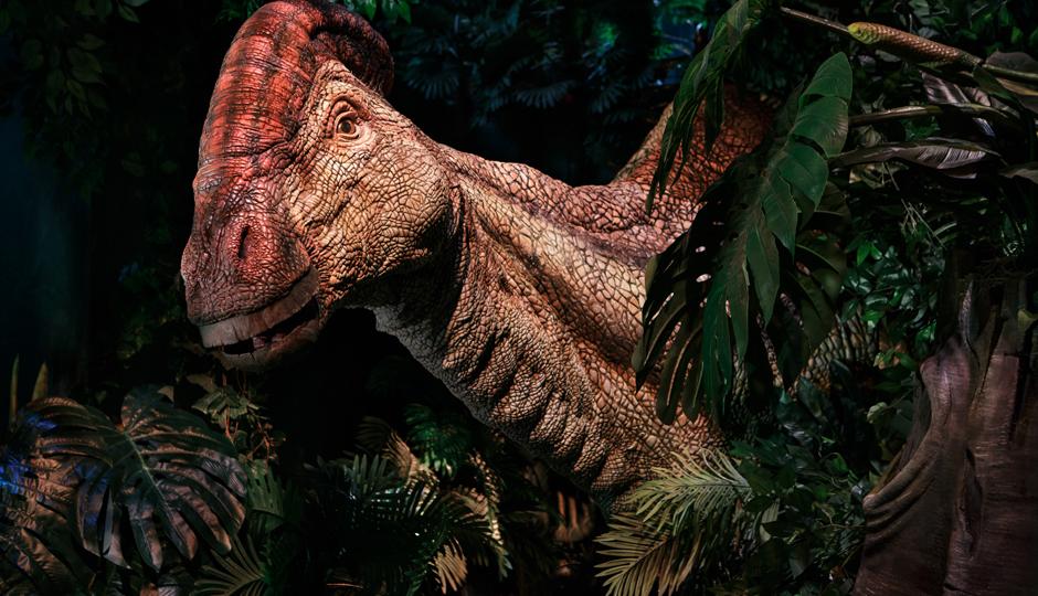 Jurassic World   Photo courtesy The Franklin Institute