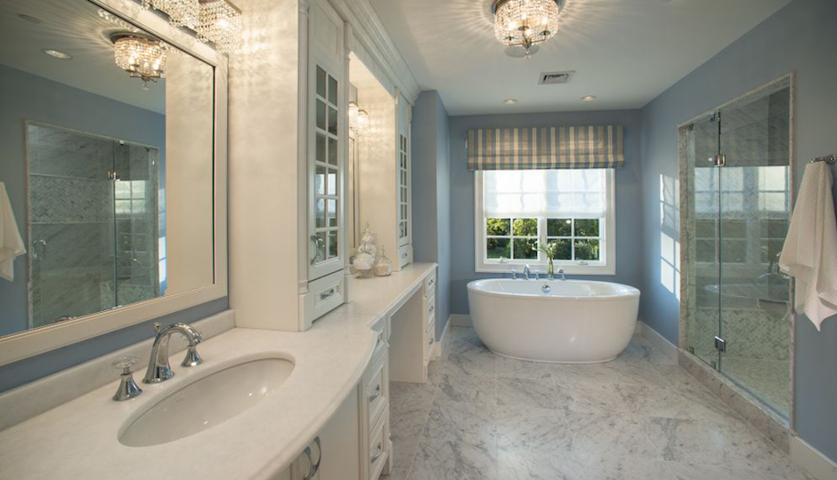 How To Create A Beautiful Master Bath On Budget