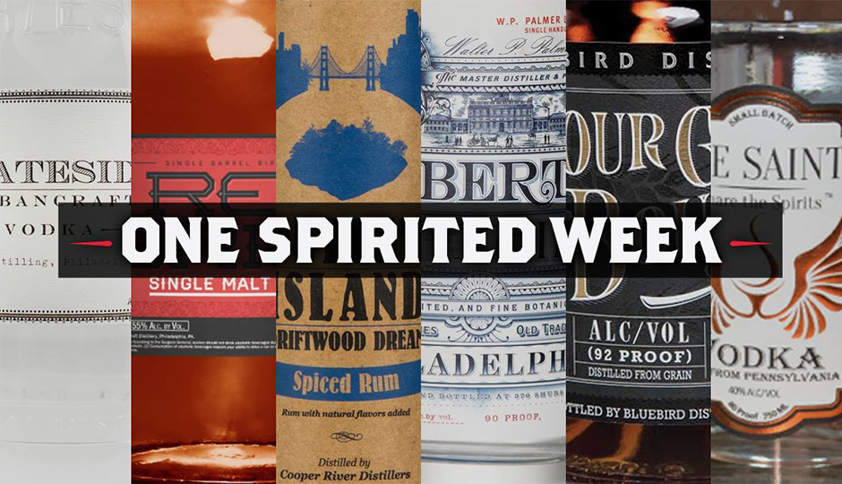 Philly Craft Spirits Week promises 9 days of events.