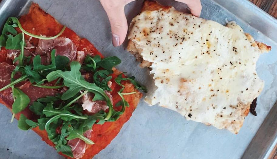 Pizzeria Vetri Square Pie opens Friday at the King of Prussia Mall