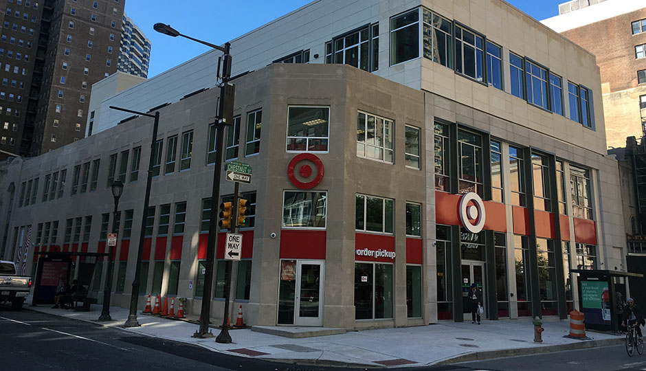 Target - Rittenhouse Square - 19th and Chestnut