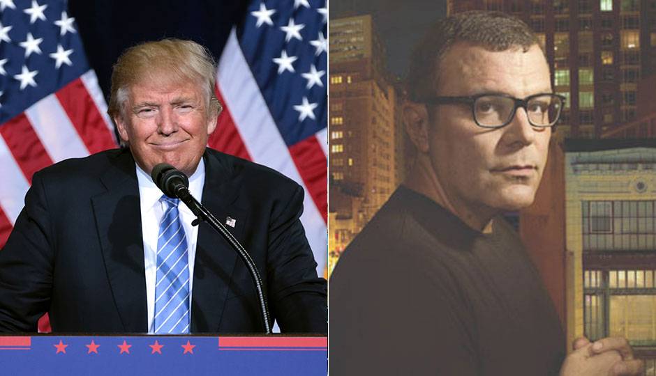 Donald Trump; Stephen Starr
