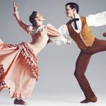 Martha Graham Dance Company's Appalachian Spring. Photo by Hibbard Nash