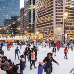 The Rothman Ice Rink at Dilworth Park opens Friday. Photo from Facebook
