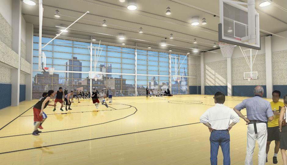 Eastern Tower Gym | Studio Agoos Lovera