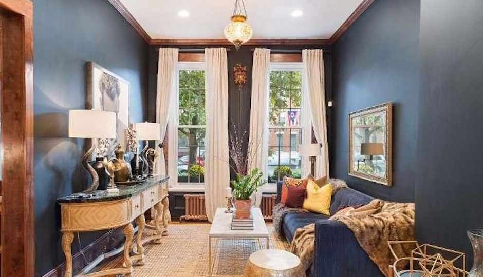 Jawdropper Of The Week A Broad Street Brownstone Fit For