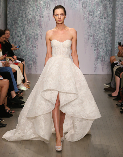 Hartley by Monique Lhuillier. Photo courtesy of the designer.