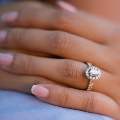 Andrea's ring!