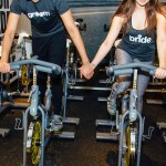 Now you can register for your pre-wedding SoulCycle workouts on Zola. Photo courtesy of SoulCycle.