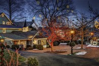 Peddler's Village Grand Illumination