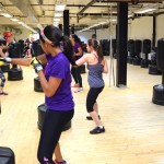 Boxing at SWEAT Fitness | Photo via Facebook