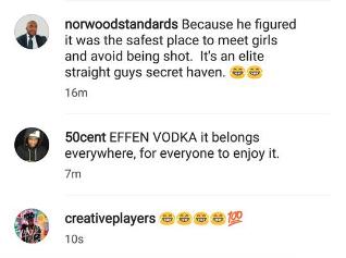 Screenshot via @MrErnestOwens on Instagram.