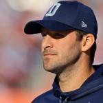 Tony Romo. (USA TODAY Sports)