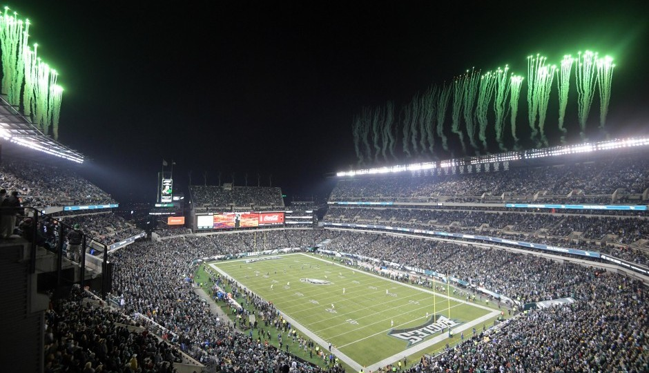 Lincoln Financial Field. (USA Today Sports)