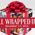 "PGMC's ""All Wrapped Up"" is running from December 1-3, 2016."