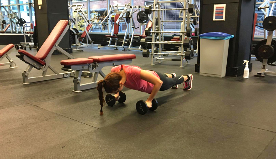 bewow breakdown push-up