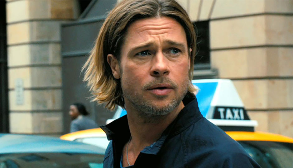 Brad Pitt - World War Z