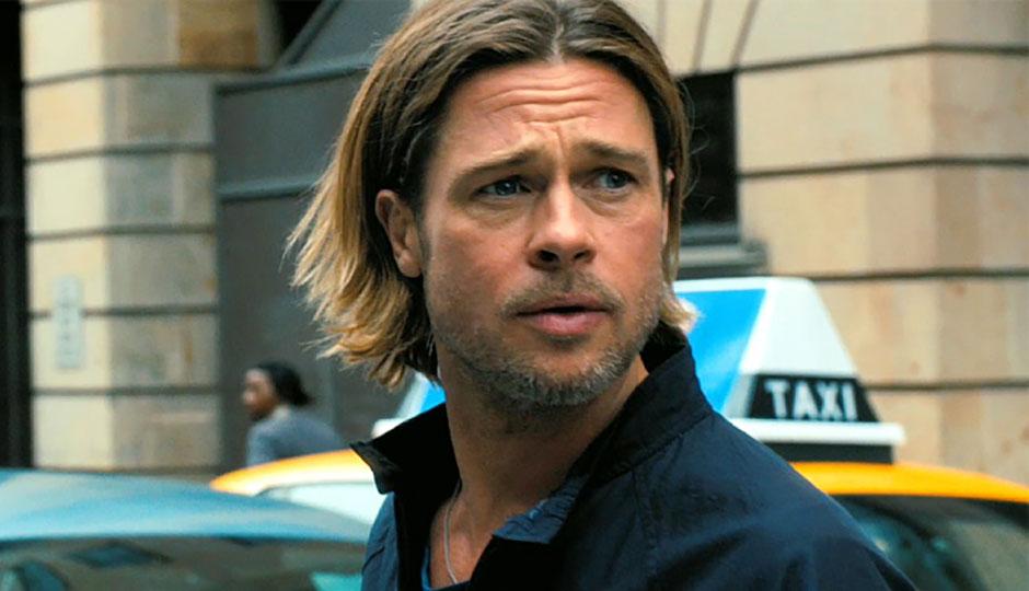 Brad Pitt - World War Z