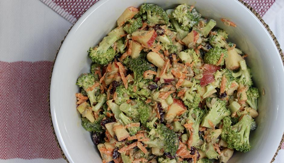 Make-ahead broccoli salad | Photo by Becca Boyd