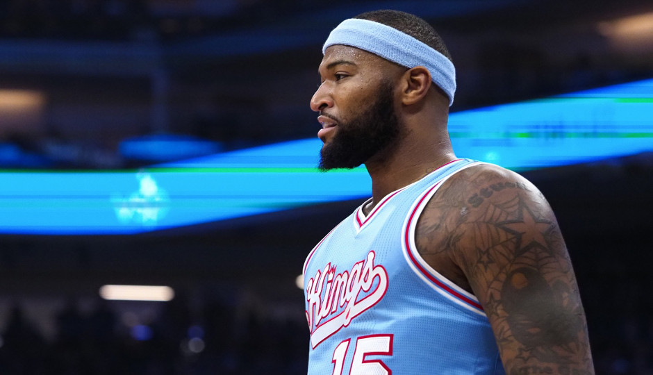 The Sixers will take on DeMarcus Cousins and the 7-11 Sacramento Kings tonight at the Wells Fargo Center | Kelley L Cox-USA TODAY Sports