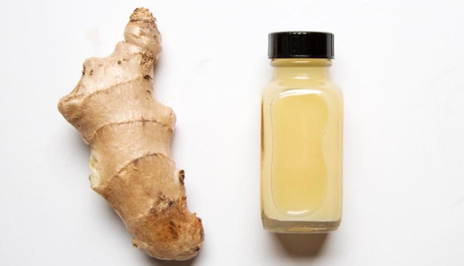 Ginger Immunity Shot at Stripp'd | Photo via Instagram