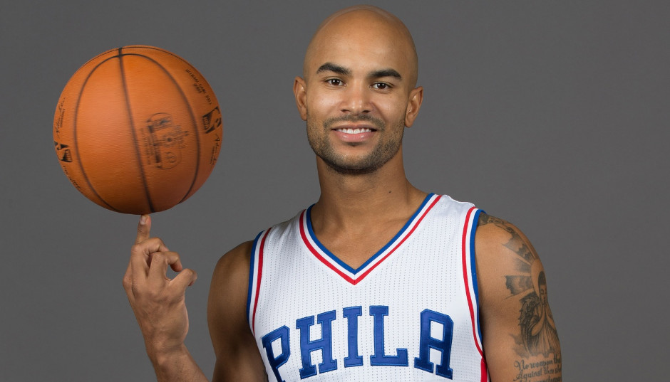 Sixers point guard Jerryd Bayless could be getting closer to returning to play | Bill Streicher-USA TODAY Sports