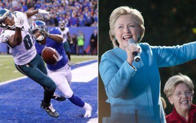Jordan Matthews; Hillary Clinton