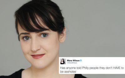 Mara Wilson with tweet