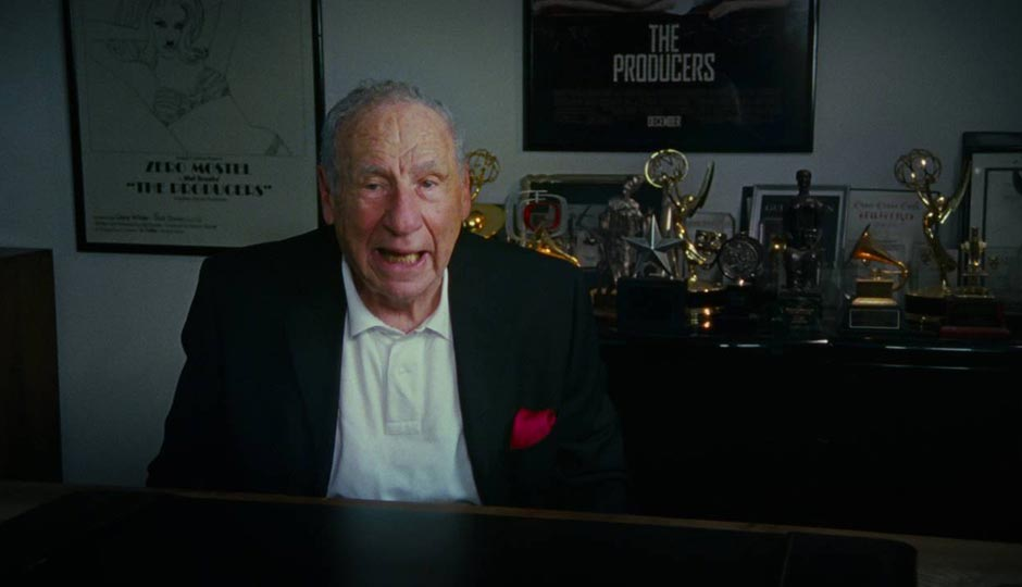 The Last Laugh, featuring Mel Brooks, is the centerpiece film of this year's Philadelphia Jewish Film Festival.