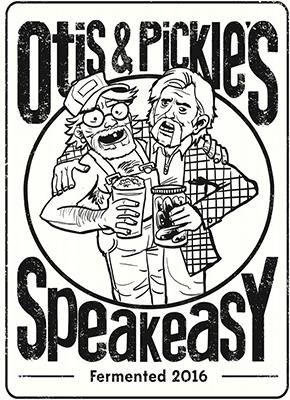Otis & Pickles Speakeasy