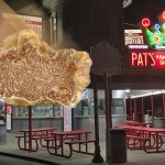 White Truffles descend on Pat's Steaks | Photo Illustration by Arthur Etchells