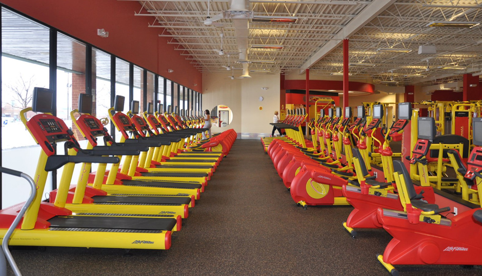 Retro fitness square foot gym coming to spring garden be