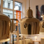 Alvar Aalto's lighting is now available in the United States for the first time. Millésimé in Old City is the exclusive Philadelphia distributor for the Artek lighting line. | Photos: Courtesy Millésimé
