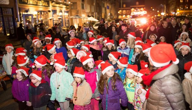The South Street Christmas Parade is Sunday. Photo provided