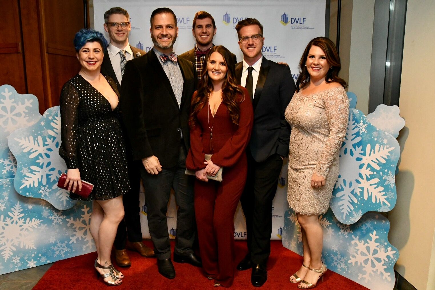 DVLF leadership at DVLF TOY 2016. Photography by Kelly Burkhardt.