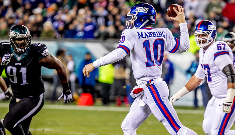 Eli Manning On Eagles Fans It S Different It S A